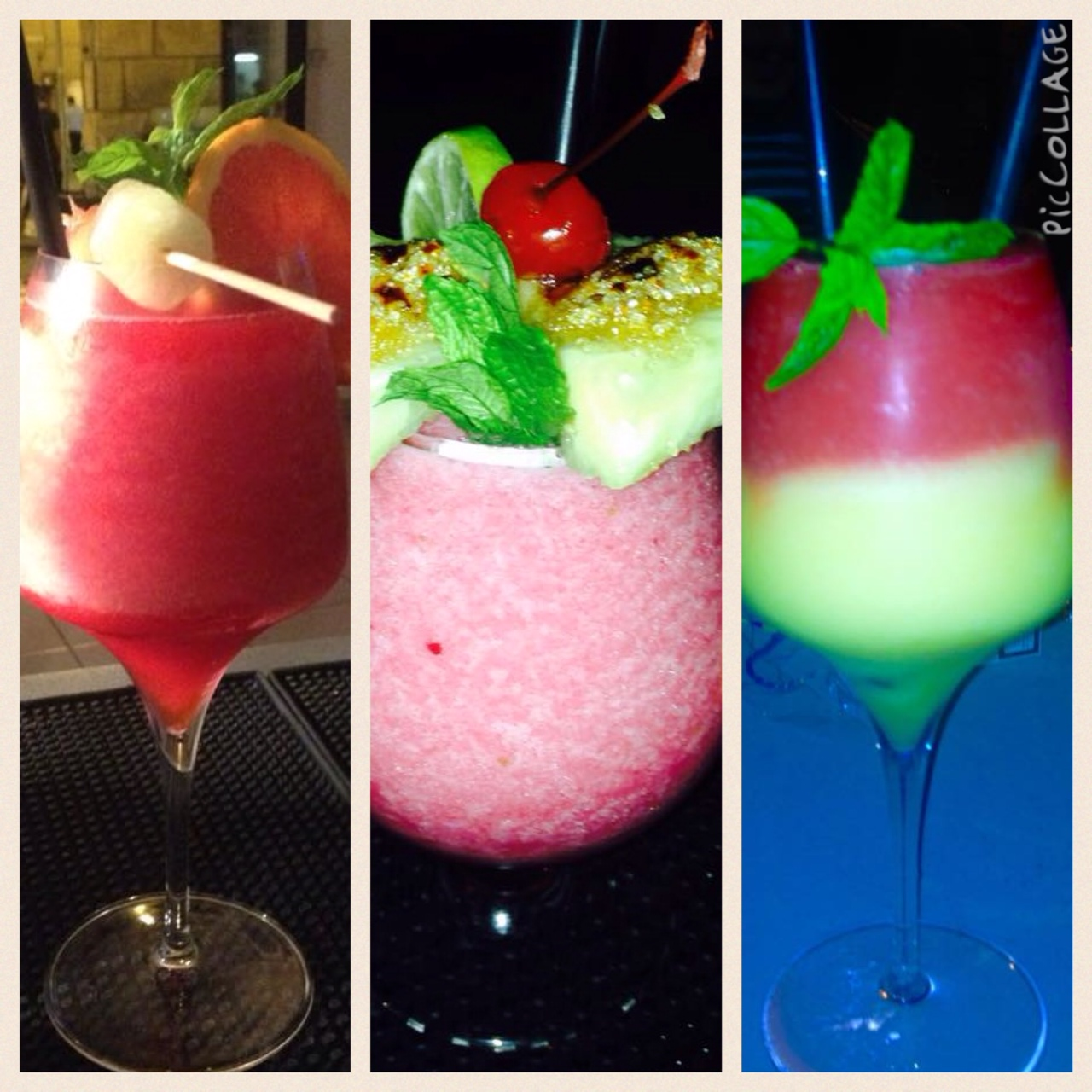 Premix per Smoothies Mocktails royal drink