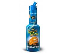 Polpa di Frutta per Cocktails Curacao Blu Royal Drink
