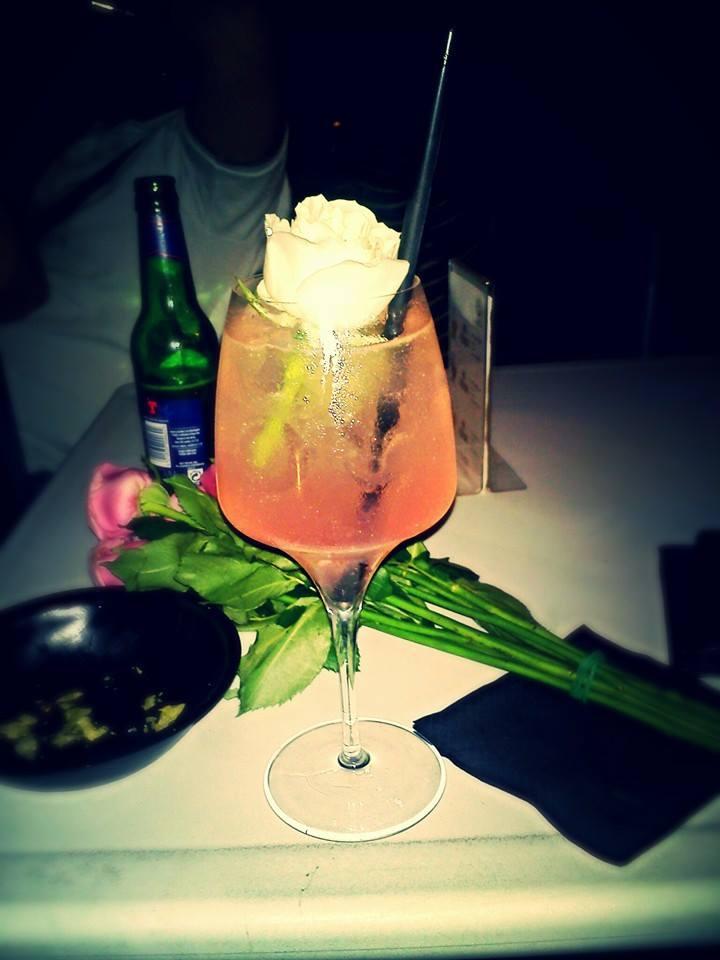 Gli Zuccheri Cocktails in Progress... royal drink