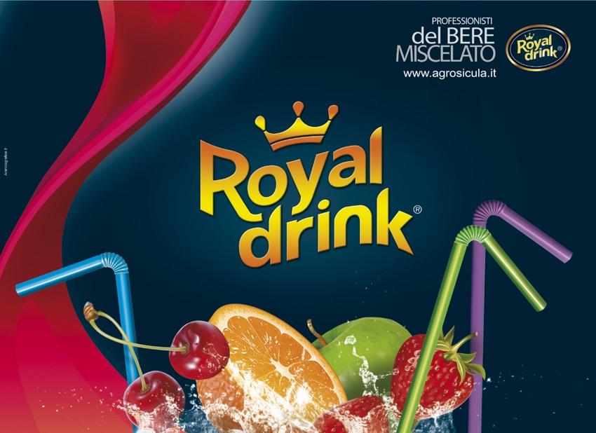 Puree di frutta per frozen royal drink