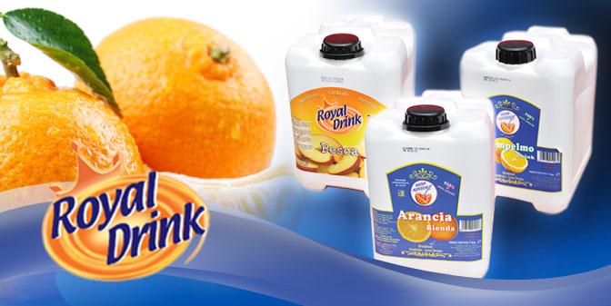 Succhi Concentrati per Breakfast Royal Drink