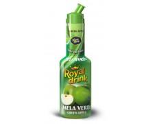 Polpa di Frutta per Cocktails Mela Verde Royal Drink
