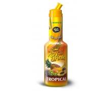 Polpa di Frutta per Cocktails Tropical Royal Drink